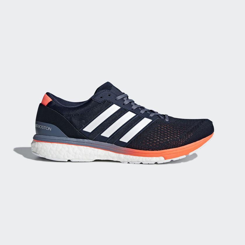 Adidas Adizero Boston 6 per entrare nella forza della velocità ... 24512b46a81